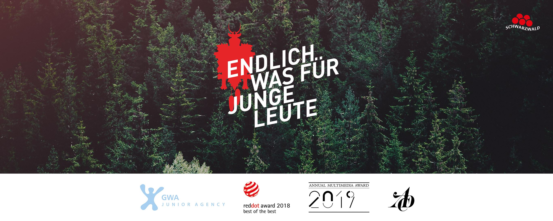 julian schleier - endlich was für junge leute schwarzwald red dot adc